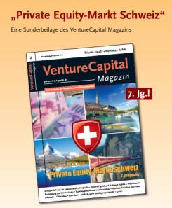 VC Magazin Schweiz Special NextGFI Titelseite