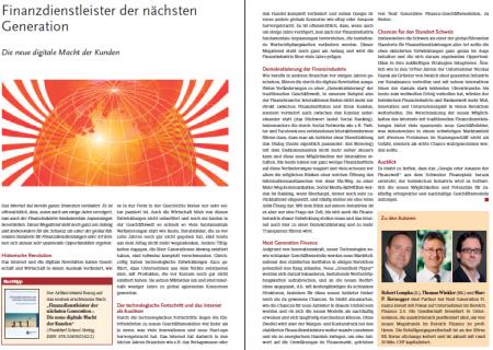 VC Magazin Schweiz Special NextGFI